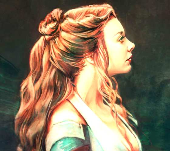 Margaery Tyrell by Alice X Zhang