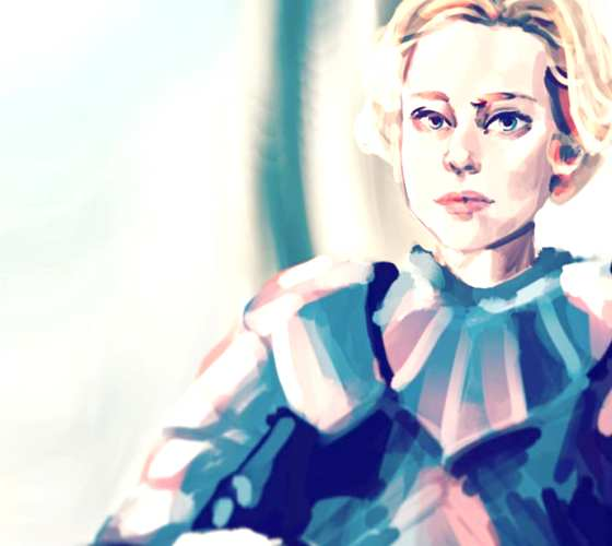 Brienne digitalart by Sarah Moustafa